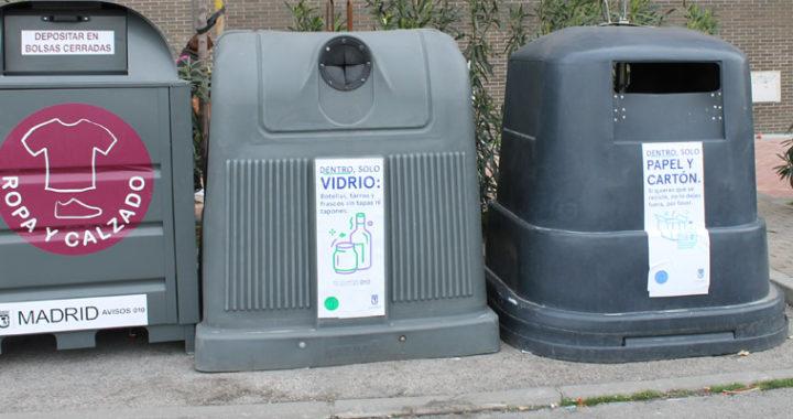 Los contenedores de ropa usada llegan a Santa Eugenia