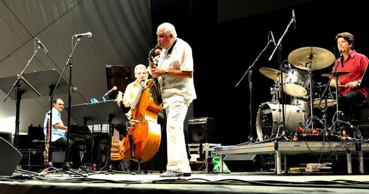 Paquito D'Rivera se pasea por Madrid en clave de latin jazz