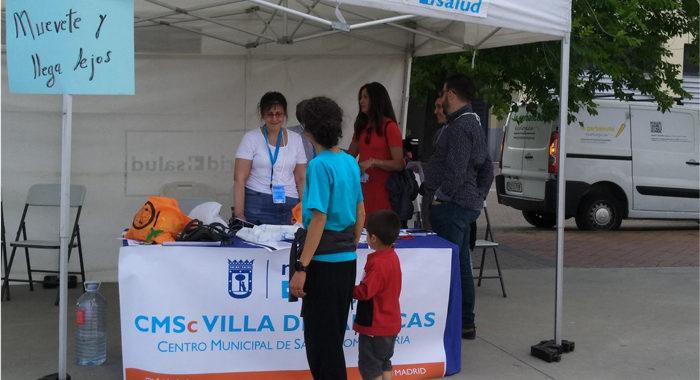 Feria de la Salud Comunitaria