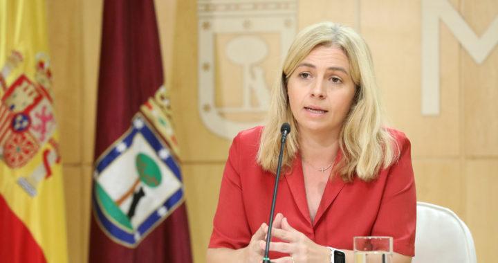 Concepción Chapa será la concejala de Villa de Vallecas y Sonsoles Medina la coordinadora