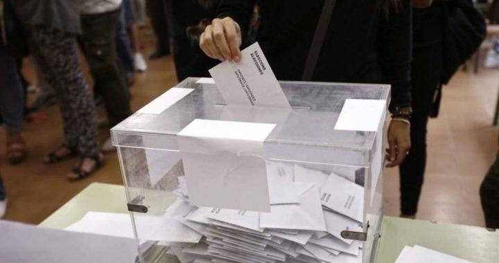 A votar… de nuevo