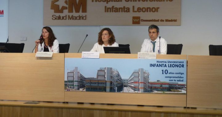 Hospital Infanta Leonor reúne a profesionales y ONG´s en torno a la atención sanitaria de pacientes con VIH