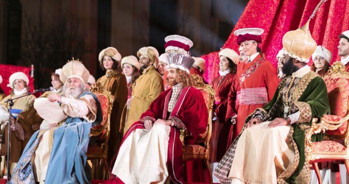 Cabalgatas de Reyes en Vallecas