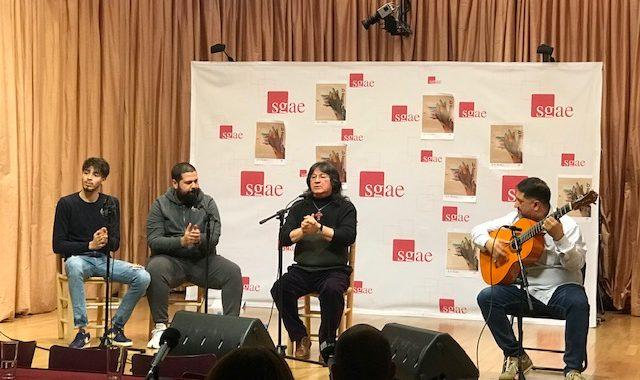 Primer Concurso de cante flamenco «Zamara Music» en el Café Berlín