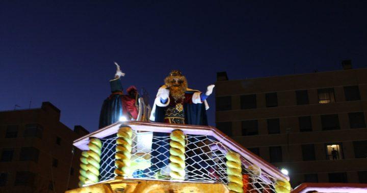 Los Reyes Magos pasaron por Vallecas