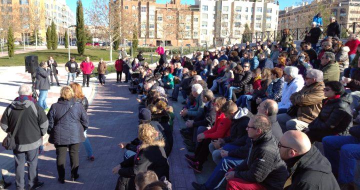 Vallecanos reunidos en Asamblea rechazan la propuesta de traer las basuras de la Mancomunidad a Valdemingómez