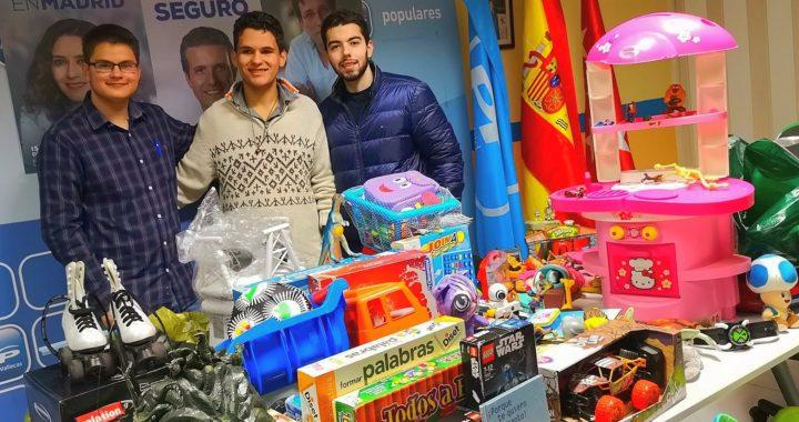 El PP de Villa de Vallecas celebra la Navidad