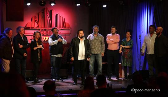 Jony Bizarraga ha sido el gran ganador del I Concurso Nacional de Cante Flamenco Zamara Music