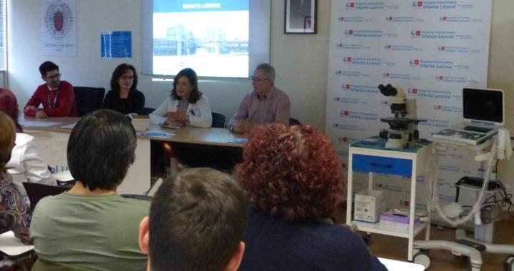 Médicos de Familia se forman en gota e hiperuricemia en el Hospital Universitario Infanta Leonor