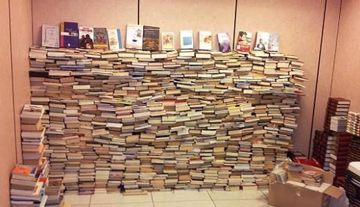 El PSOE organiza una recogida de libros