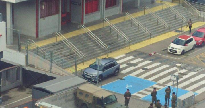 El Ejército despliega patrullas en las estaciones de cercanías