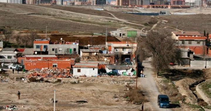 La Comunidad de Madrid continúa las labores de coordinación y asistencia social en la Cañada Real Galiana