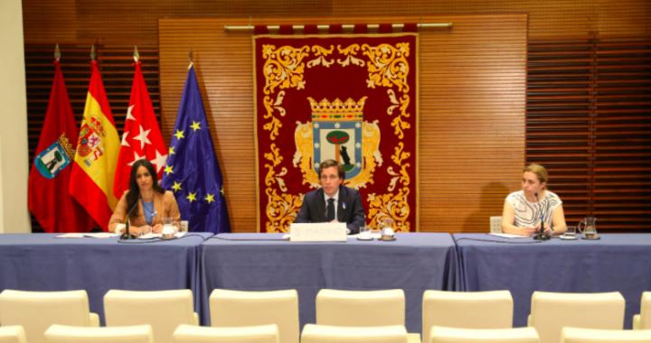 Madrid rebaja los impuestos