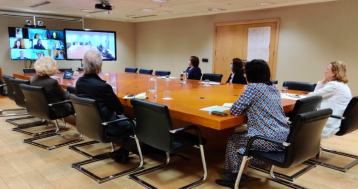 El Ayuntamiento constituye la Mesa de Accesibilidad de la Ciudad de Madrid