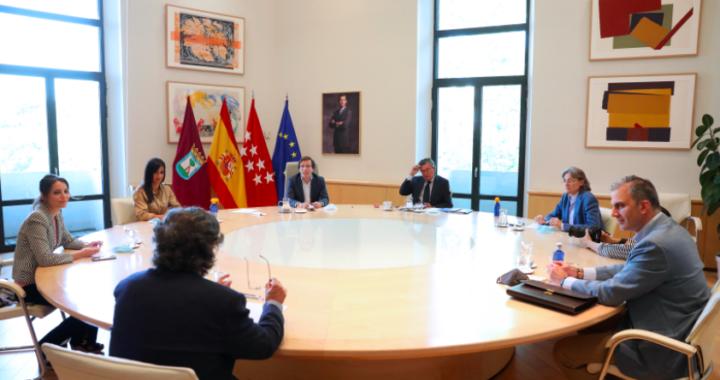 Madrid buscará unida soluciones a la crisis del coronavirus