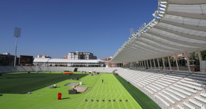 Los centros deportivos municipales abrirán a partir de la próxima semana con garantías de seguridad