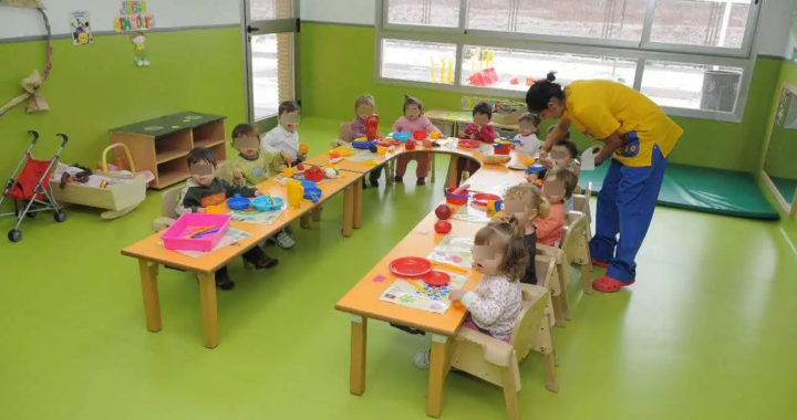 La Comunidad destinará cerca de 18 millones de euros en las escuelas infantiles