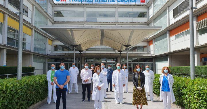 Villa de Vallecas agradece el esfuerzo profesional y humano de los sanitarios ante la pandemia de la COVID-19
