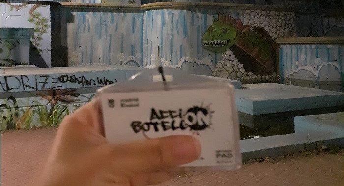 Acción Botellón en Vallecas, responsabilidad frente al botellón