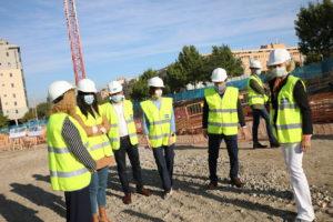 El Ensanche de Vallecas estrenará centros de día de alzhéimer y de servicios sociales