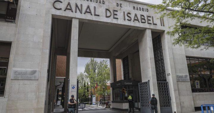 Canal de Isabel II destina 9,4 millones de euros a la explotación y mantenimiento de la depuradora que surte a Vallecas