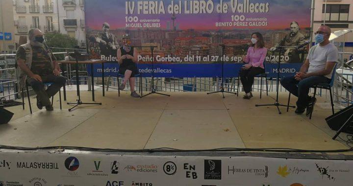 Puente de Vallecas celebra su IV Feria del Libro