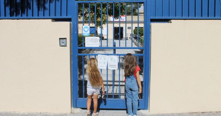 La vuelta al cole y la covid-19 en la Comunidad de Madrid