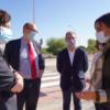 El Ayuntamiento cede a la Comunidad de Madrid dos parcelas para la construcción de un instituto en Butarque