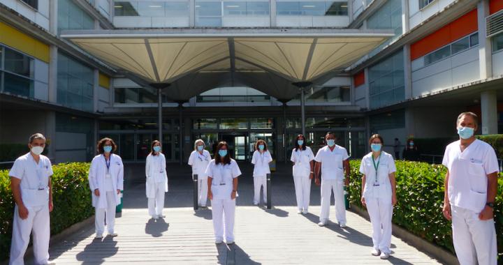Profesionales del Hospital Infanta Leonor desarrollan un modelo predictivo de mortalidad en pacientes COVID-19