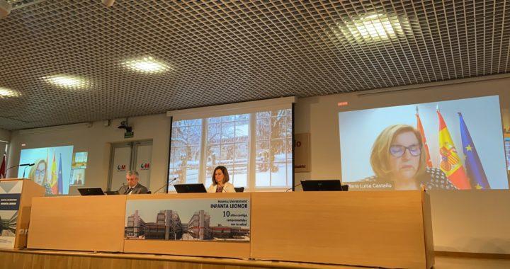 El Hospital Universitario Infanta Leonor congrega un año más a expertos en innovación sanitaria