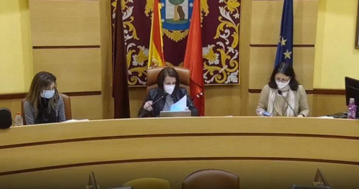 La Cañada Real protagoniza un Pleno extraordinario en Villa de Vallecas