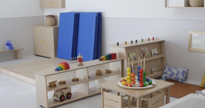 Pronto, una nueva escuela infantil en Villa de Vallecas