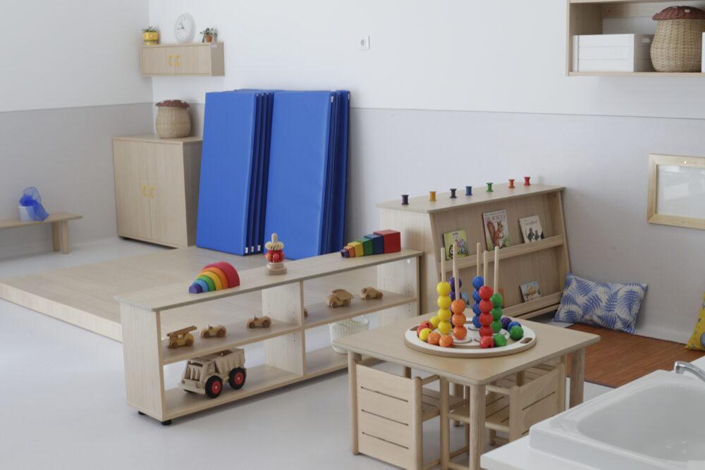 Escuela Infantil en Villa de Vallecas