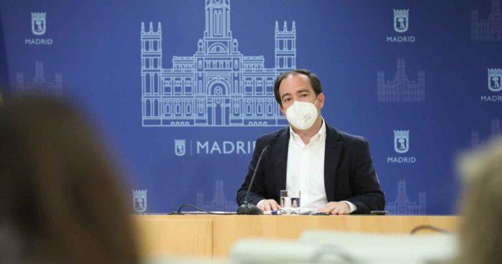Madrid licita un único contrato para sus jardines y Vallecas estará en la zona 5