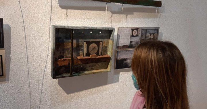 La fuerza de la naturaleza como manifestación del arte en el cerro Almodóvar