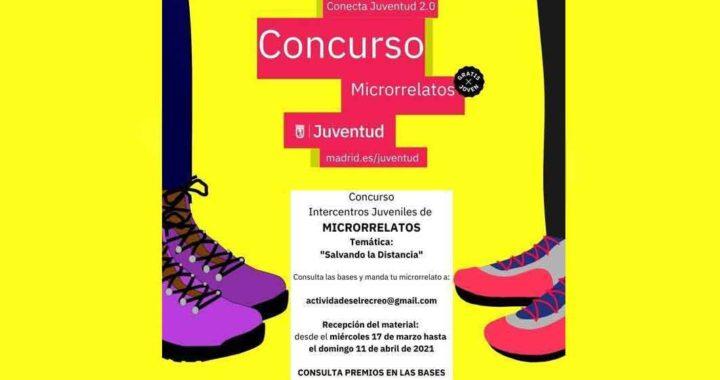 Salvando la distancia: I Concurso juvenil de microrrelatos sobre la pandemia