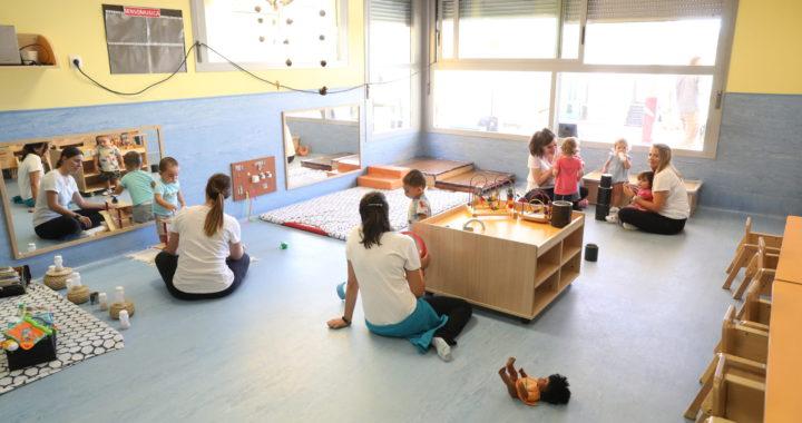 Se prorrogan los contratos de gestión de las escuelas infantiles de Villa de Vallecas