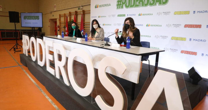 #Poderosas, desde el Cerro Almodóvar