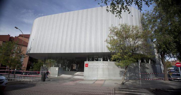 Escribir una Nouvelle, en la Biblioteca Luis Martín-Santos