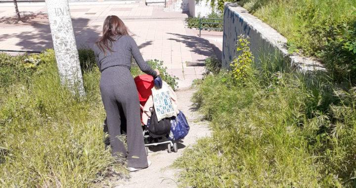 Caminos del deseo en Santa Eugenia ¿algunos son peligrosos?