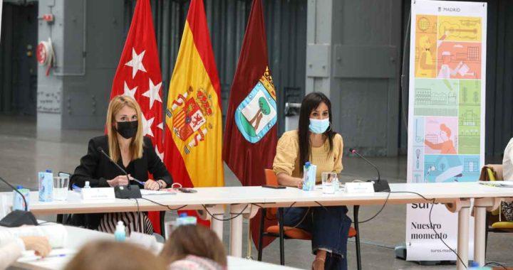 Plan SURES en Villa de Vallecas: Ocho estrategias en torno a la regeneración medioambiental, la cultura y el deporte